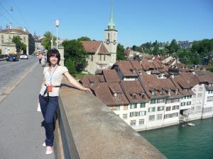 Берн,Швейцария,июнь 2015
