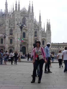 Милан, Италия 2015, Доомский собор
