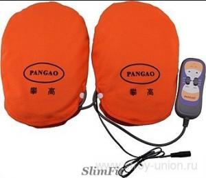 Массажные варежки Pangao