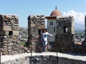 Ахалцихе, крепость Раббат, Грузия 2015