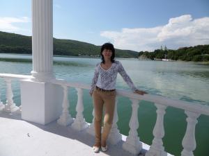 Озеро Абрау,2014